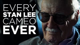 Every Stan Lee Cameo Ever (1989-2018)