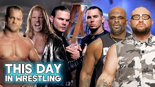 This Day In Wrestling: TLC 3 - The Forgotten TLC Match (May 22nd)
