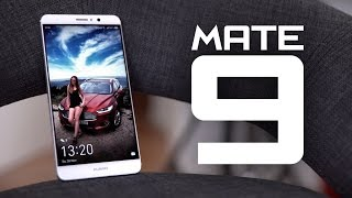 Der neue Phablet-King? Huawei Mate 9 Review! - felixba