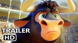 JOHN CENA is FERDINAND Official Trailer (2017) Animation, Movie HD
