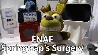 FNAF plush Episode 50- Springtrap