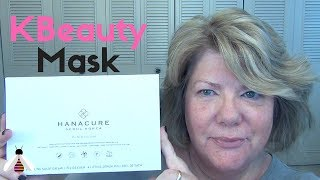 Hanacure Mask: Does this mask make me look younger?