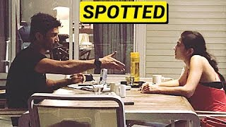 Sushant Singh Rajput And Sara Ali Khan SPOTTED Together
