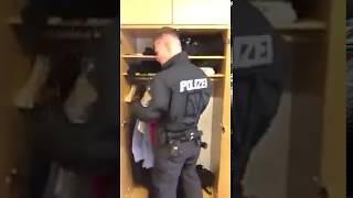 Polizei singt Timo Werner ist ein Uhrensohn