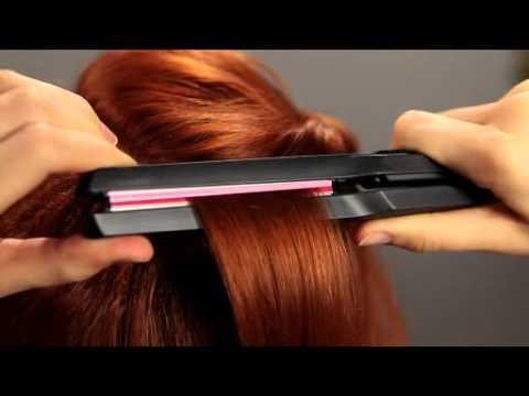 Как сделать объем волос с помощью гофре