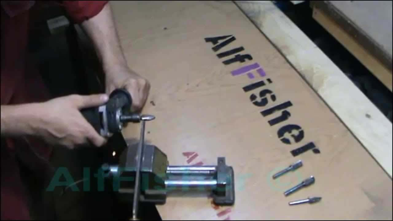 Шарошки для дрели по металлу своими руками