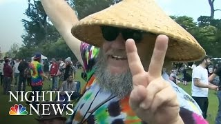 Why April 20th Is Synonymous With Marijuana | NBC Nightly News