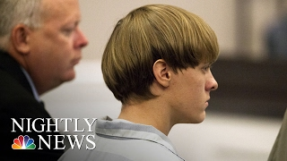 Dylann Roof Sentenced To Death For Charleston Church Massacre | NBC Nightly News