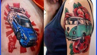 Los Mejores Tatuajes de Carros