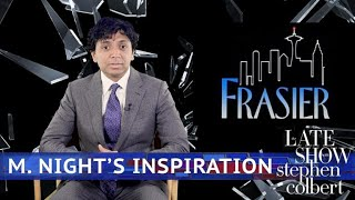 M. Night Shyamalan Breaks Down