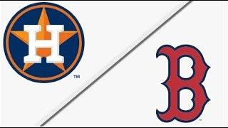 Houston Astros vs Boston Red Sox | ALDS Game 3 Full Game Highlights