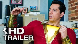 SHAZAM! Trailer 2 Sneak Peek Spot (2019)