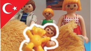 Çocuk filmi Ayıcık nerede? Playmobil Türkçe Hauser Ailesi