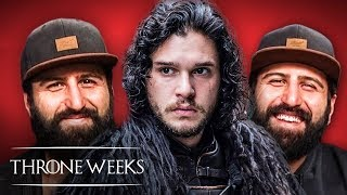GAME OF THRONES: Outtakes der THRONE WEEKS