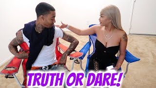 EXTREME DIRTY TRUTH OR DARE W/ GIRL WHO PASSED ME ON SMASH OR PASS!😱😶