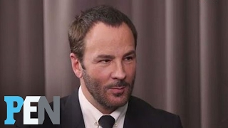 The Men's Fashion Trend That Drives Tom Ford Crazy | PEN | Entertainment Weekly