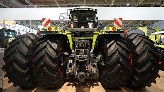 Agritechnica 2015 - Highlights und Messerundgang