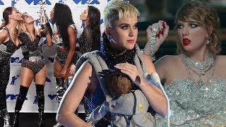 10 BEST Moments From 2017 MTV VMAs