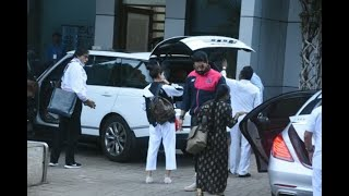 In Graphics: Entire Bachchan family off to Maldives to celebrate Big B