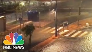 Hurricane Maria Pummels Caribbean Islands | NBC News