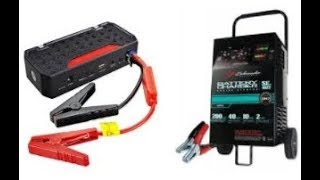 Reviews: Best Car Battery Charger 2018