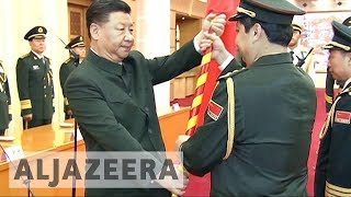China President Xi Jinping appears set to tighten grip on power