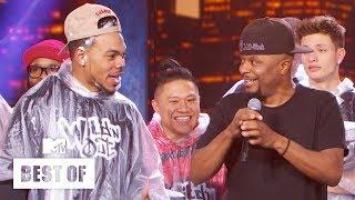 Best Of DJ D-Wrek vs. Wild 'N Out Cast (Vol. 1) 😂 | MTV