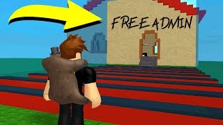 COMPLETE THIS OBBY FOR FREE ADMIN! (Roblox)