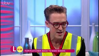 McFly - Tom Fletcher on Lorraine