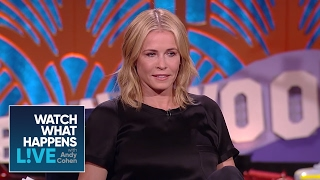 What Would Chelsea Handler Say To Angelina Jolie? | WWHL