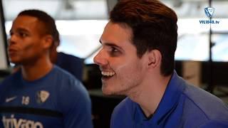 FIFA 18 im Test: VfL-Profis vs VfL-e-Sportler