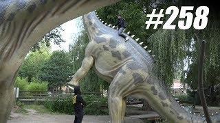 #258: Dinosaurus in Pretpark [OPDRACHT]