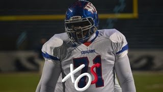 Dexter Lawrence Senior Highlights