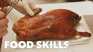 How Peking Duck Is Made | Food Skills