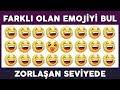 Farklı Emojiyi Bulun - Gözleriniz Ne K...mp3