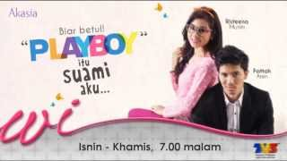 OST Playboy Itu Suami Aku - Encik Mimpi - Rindukanlah [Lyric Video]