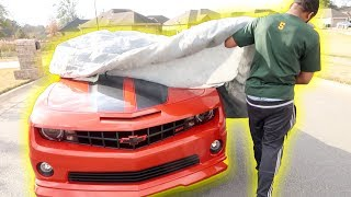 SURPRISING MY BROTHER WITH HIS DREAM CAR!!!