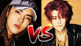 LUHAN VS KRIS WU SOLO CAREER/MUSIC [2017]