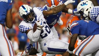 Kentucky vs #25 Florida 2018 CFB Highlights (HD)