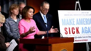 Can Democrats work with Trump on health care?