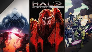 Halo Comics 101 with 343 Industries Podcast