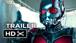 Ant-Man Official Teaser Trailer #1 (2015) - Paul Rudd Marvel Movie HD