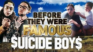 $UICIDE BOY$ - Before They Were Famous - Suicide Boys