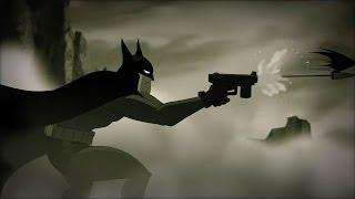 """Batman: Strange Days"" - Bruce Timm"