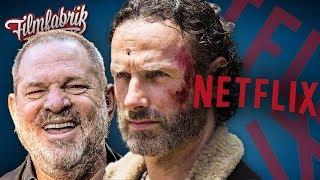 THE WALKING DEAD-Crossover | NETFLIX teurer | Belästigungsvorwürfe gegen Hollywood-Produzent