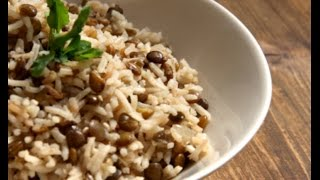 Cheap Cooking (Lentils and Rice) 2015