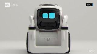 Meet a tiny, real-life Wall-E