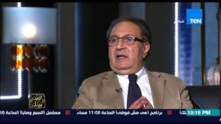 """البيت بيتك - رئيس جامعة مصر """"قرار النقابات بعدم قبول خريجى الجامعات الخاصة غير دستورى"""""""