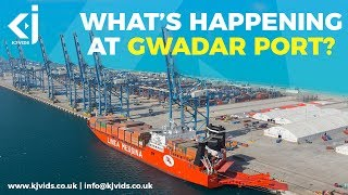 Why the GWADAR PORT in Pakistan is changing the world's geo-political landscape