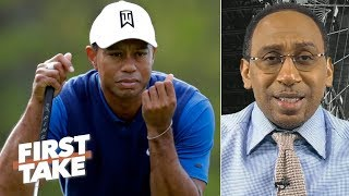Tiger Woods will win another major in 2019 - Stephen A.   First Take